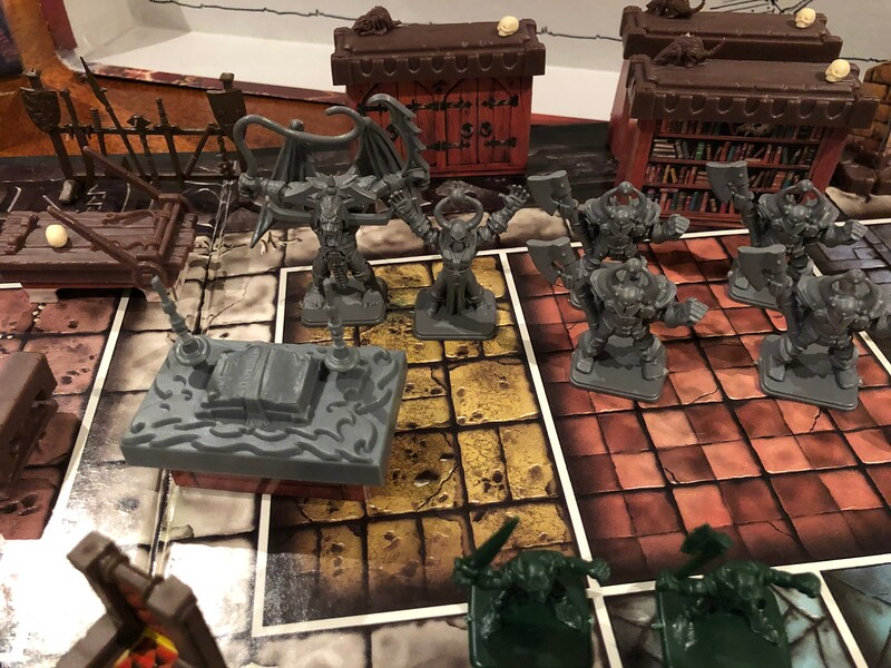 HEROQUEST CHAOS