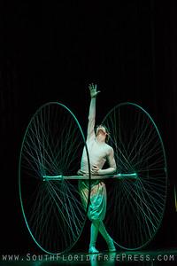 Cirque Du Soleil - Varekai Descends from the sky and into BB&T Center for 15 performances Aug 12-23