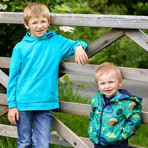 Summer Portrait Shoot - Andrew & Oliver