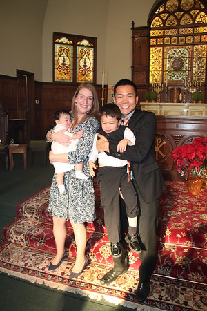 SQ Baptism