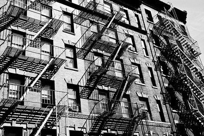 Staircases and Fire Escapes
