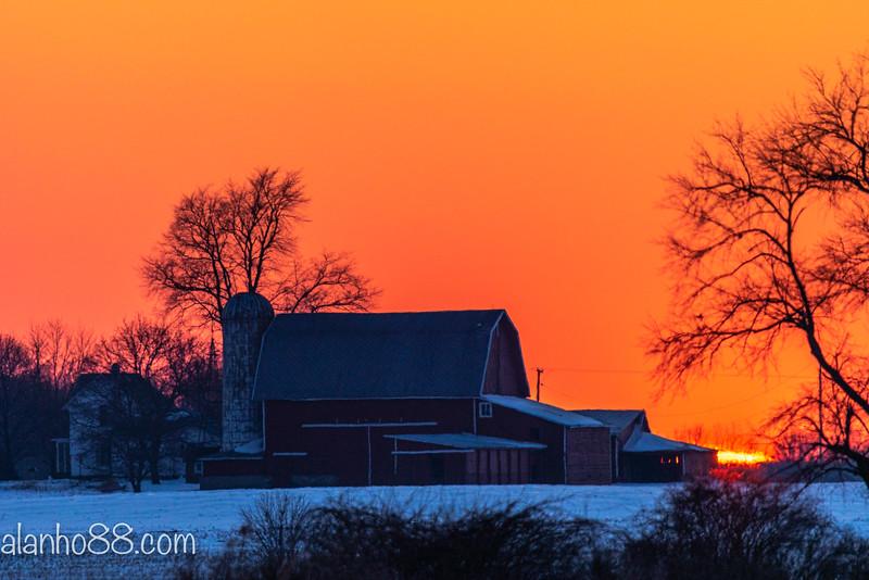 sunset over the Webber's barn 2-16-20 1080-21.jpg