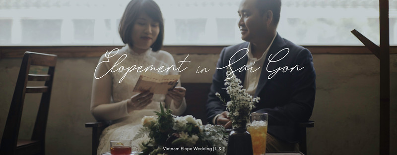 Elopement in Sai Gon
