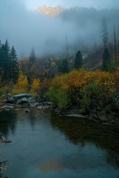 Leavenworth in Fall