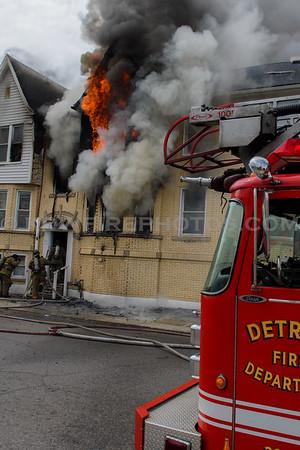 2nd Alarm - Central St at Pitt St - 7/4/16