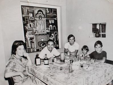 1972 Vera, Venancio, Tito , Jean-Claude, Ivo