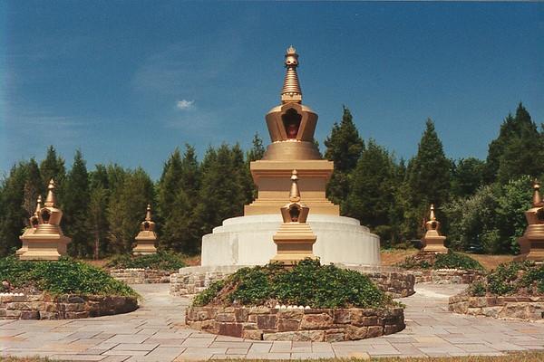 Longlife Stupa Park