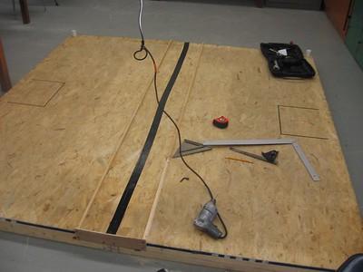 2008 Lightning Robotics Sumo Bot Competition