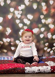 Abigail christmas mini