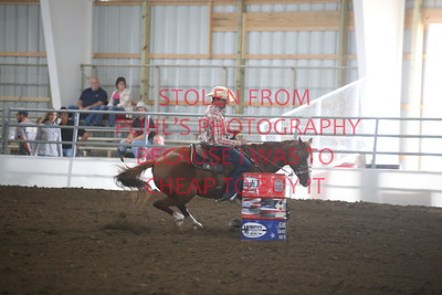 Sat 5 y/o Futurity 1st and home