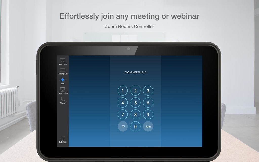 Outfit Your Meeting Rooms | Tablet Controls