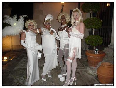 White Party - Miami, FL\Vizcaya