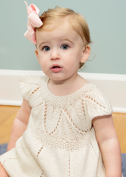 Lily's First Birthday
