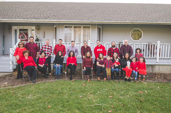 Brammer Family - Christmas 2018