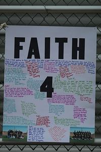 A Night of Faith (Senior Night)