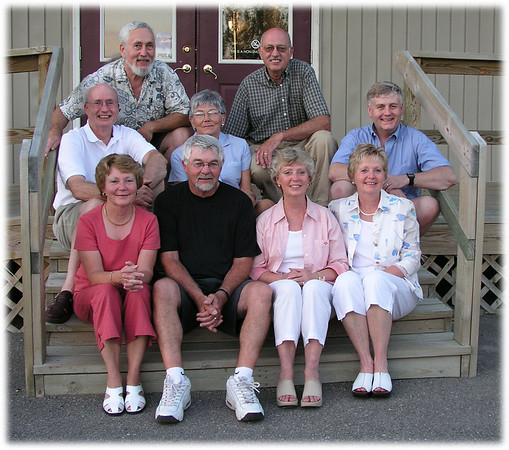 Cleven-Surdahl Reunion 2003