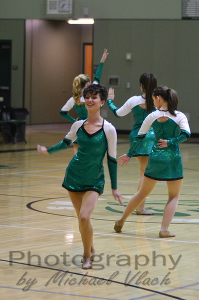 2013 Colfax Game Halftime Show