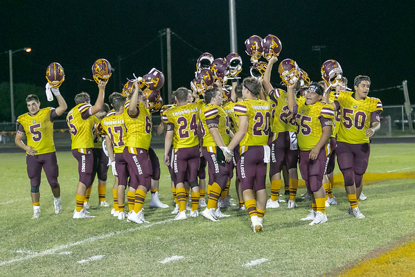 Thorndale v Dawson 2019 Post Game