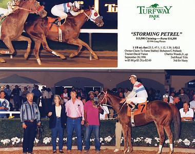STORMING PETREL - 9/26/1996
