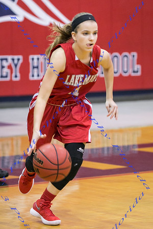 LMHS JV Girls BBall vs LBHS - Jan 11, 2018