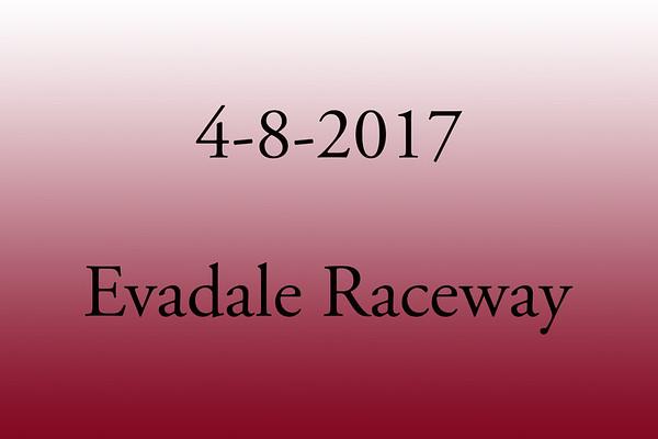4-8-2017 Evadale Raceway
