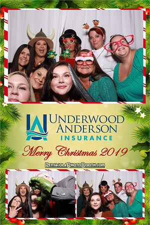 Underwood Anderson Christmas Party 12-13-2019