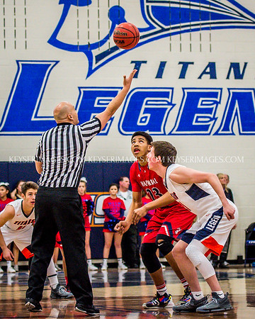 2017 Legend vs Chaparral Boys Basketball