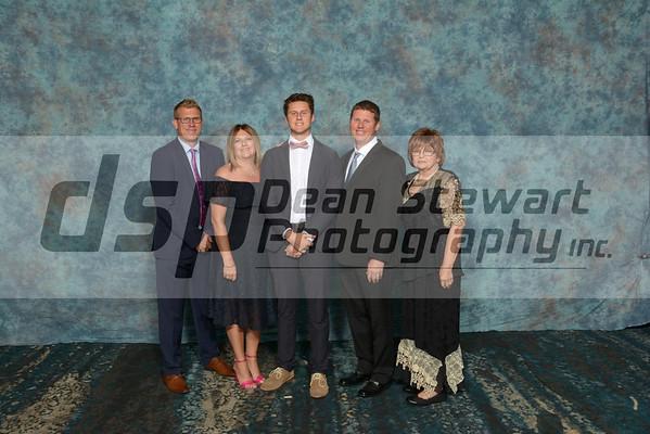 Senior Banquet Groups 5-18-19