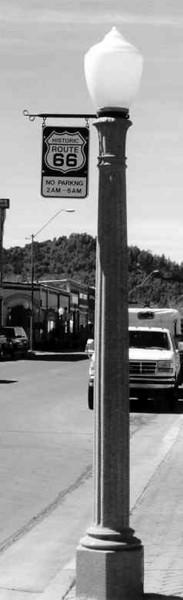 route 66 lightpost greyscale.jpg
