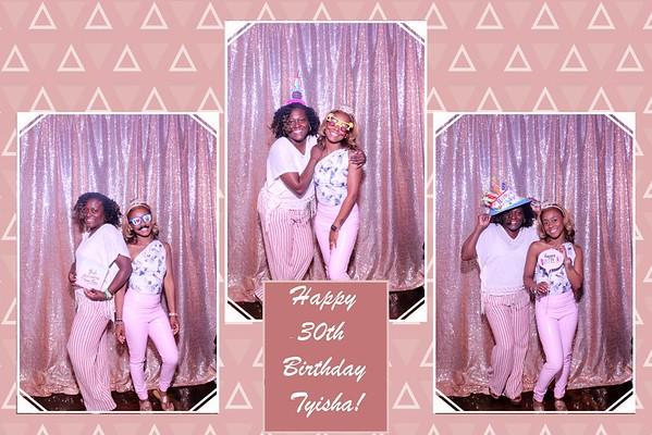 TYISHA'S 30TH BIRTHDAY
