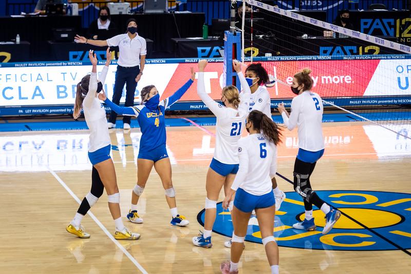 UCLA vs. Cal (2020 - Game 2)