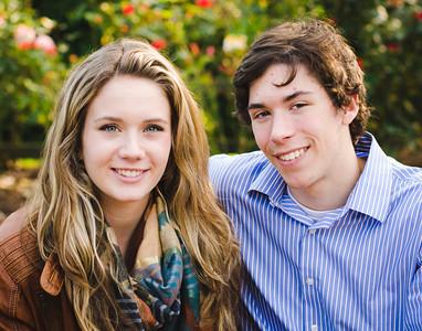 Caitlin & Dave