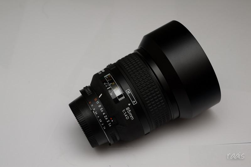 Nikkor 85mm F1.4 AF-D