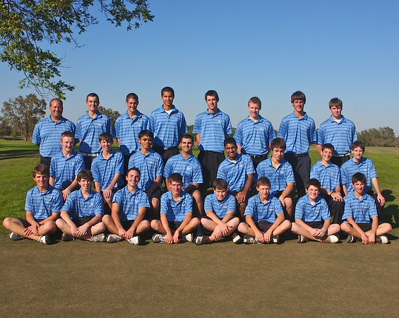 Clements Golf Team