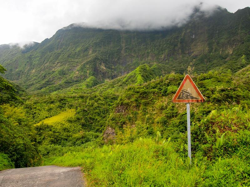 Tahiti interior
