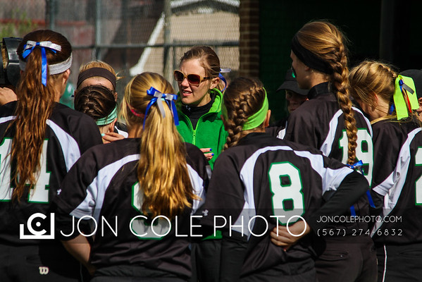 20150513 - CF JV Softball vs Orrville