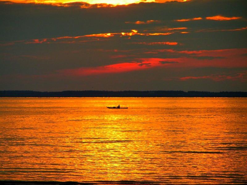 sunset, The Cottage, River John, Nova Scotia, july 19, 2008.PICT7497asm.jpg