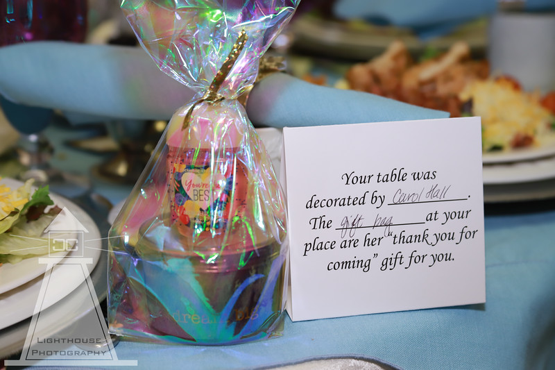 Table 9 by Carol Hall