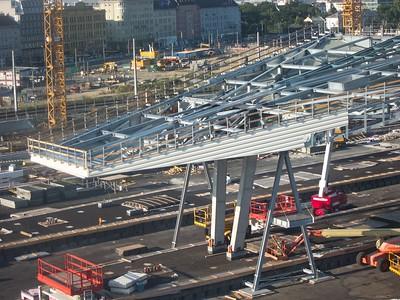 2011-07 Vienna Main Station Construction Site