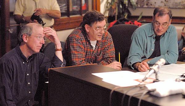 CIVIC SYMPHONY RECORDING SESSION APRIL 30. 2007