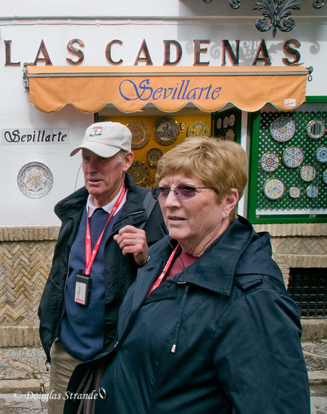 Tue 3/15 in Seville: Craig and Vickie
