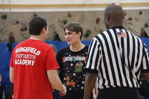 Grade 8 vs. Faculty Basketball