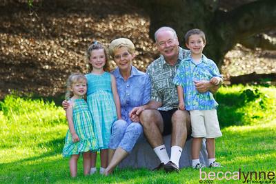 july 3. 2007 mcdaniel family photo shoot