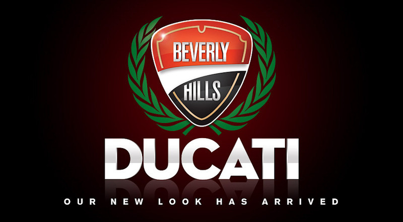 Beverly Hills Ducati, Los Angles, USA  -  http://www.bhducati.com/ Since 2002, Beverly Hills Ducati has been the destination for uncompromising performance, exquisite design and exemplary customer service. Owned and operated by John and Christine Sullivan, they turned the previous owner's failing, run-down shop into one of the top, award winning Ducati dealerships in the country thanks to a motorcycle heritage that goes back generations and a genuine passion for the brand. With a beautiful showroom, state-of-the-art service center, and a knowledgeable, friendly staff, Beverly Hills Ducati is where to go for the best motorcycles in the world.
