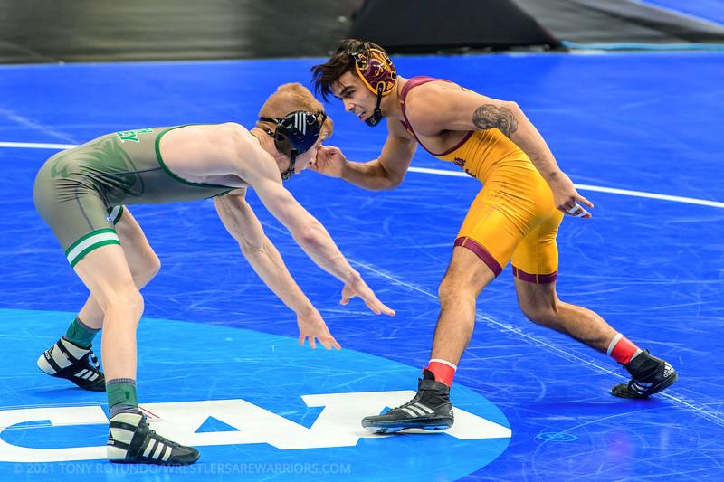 2021 COL: NCAA D1: SEMIFINALS