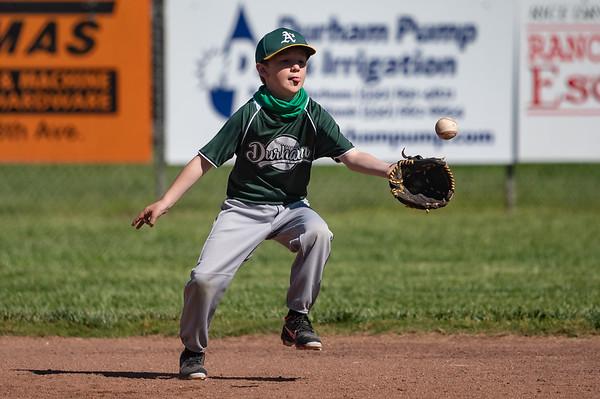 DLL Baseball - As VS Giants 4/17/21