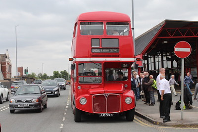 Crewe Open Day Shuttle Buses