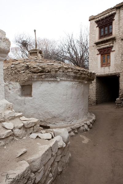 Houses-Ladakh Style