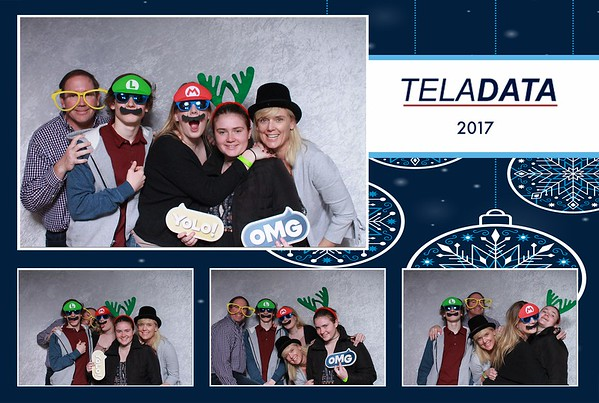 TELADATA Data Center Consultants Holiday Outing