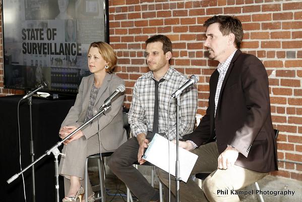 "Sacramento Press Club and Center for Investigative Reporting present ""State of Surveillance"" 05 27 14"
